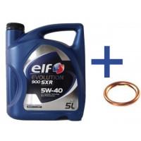 ELF Evolution 900 SXR 5w40 5 литра