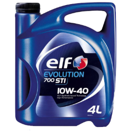 ELF STI 10w40 бензин 4 литра