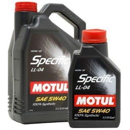 MOTUL SPECIFIC BMW LL (long life) -04 5W40 5L