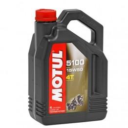 MOTUL 5100 4T 15W50 4L