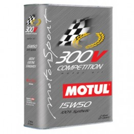MOTUL 300V COMPETITION 15W50 2 литра