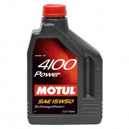 MOTUL 4100 POWER 15W50 1 литър