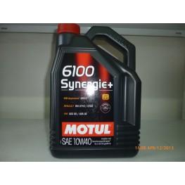 MOTUL 6100 SYNERGIE 10W40 5 литра
