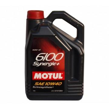 MOTUL 6100 SYNERGIE 10W40 4 литра