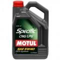 MOTUL 5w40 LPG / CNG 5