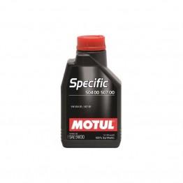 MOTUL SPECIFIC .504.00-507.00 5W30 1L