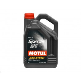 Motul Specific VW 505.01 5W-40 5 литра