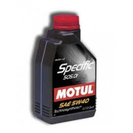 Motul Specific VW 505.01 5W-40 1 литър