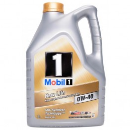 Mobil 1 New Life 0w40 1 л