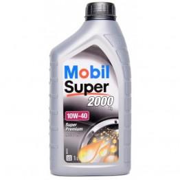 Mobil Super 2000 10w40 Бензин 1 л