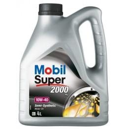 Mobil Super 2000 10w40 Бензин 4 л