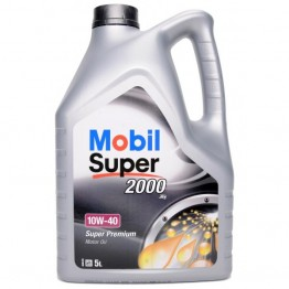 Mobil Super 2000 10w40 Бензин 5 л