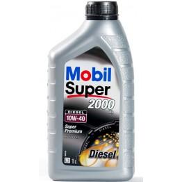 Mobil Super 2000 10w40 Дизел 1 л