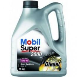 Mobil Super 2000 10w40 Дизел 4 л