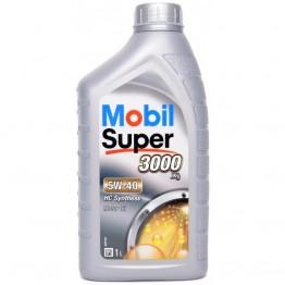 Mobil Super 3000 5w40 1 л