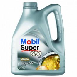 Mobil Super 3000 5w40 4 л