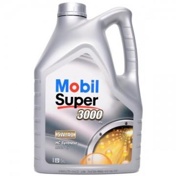 Mobil Super 3000 5w40 5 л