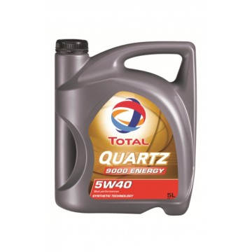 TOTAL QUARTZ 9000 5W-40 Energy 5 литра
