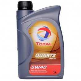 Total Quartz 9000 5w40 1 л