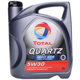 Total Quartz INEO ECS 5w30 5 л