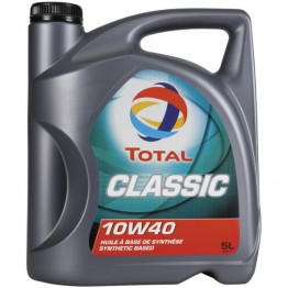 TOTAL 10W40 ДИЗЕЛ 4L