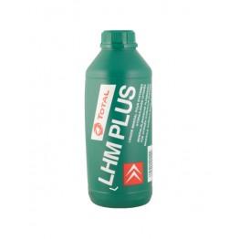 Хидравлично масло TOTAL LHM + 1 литър