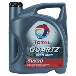 TOTAL QUARTZ INEO MC3 5w-30 5 литра