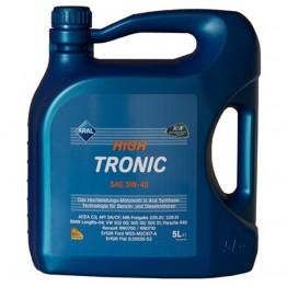 Aral HighTronic 5W-40 5 литра