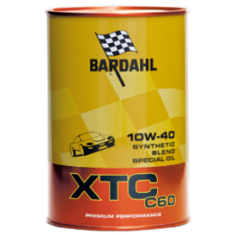 Bardahl - XTC C60 10W40 1L