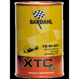 Bardahl - XTC C60 15W50 1L