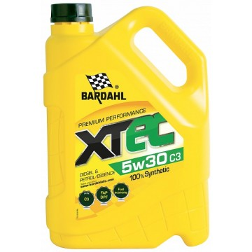 Bardahl-XTEC 5W30 C3 5L