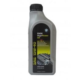 BMW 15w40 1 литър