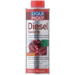 Добавка LIQUI MOLY  почистване на разпръсквачите на дизелови двигатели 500 мл