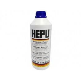Антифриз HEPU СИН 1,5 литра -70 градуса