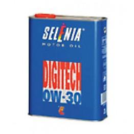 Моторно масло SELENIA DIGITEK 0W30 2L