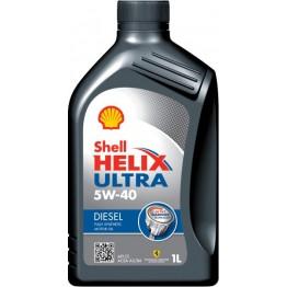 Моторно масло HELIX D ULTRA 5W40 1L