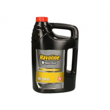 Моторно масло HAVOLINE EXTRA 15W40 5L