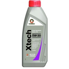 Моторно масло X-TECH 5W30 1L