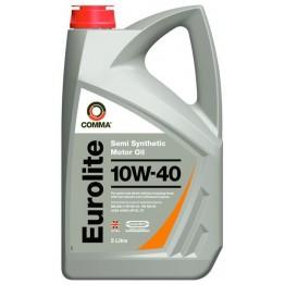Моторно масло EUROLITE 10W40 5L