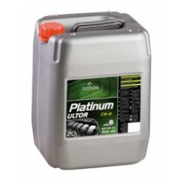 Моторно масло PLATINUM ULTOR CH-4 20L
