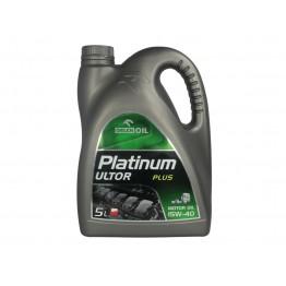 Моторно масло PLATINUM ULTOR PLUS 5L