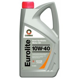 Моторно масло EUROLITE 10W40 2L
