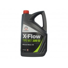 COMMA X-FLOW MOT 20W50 4,5L