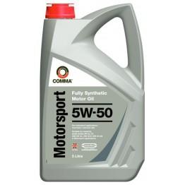 Моторно масло MOTORSPORT 5W50 5L