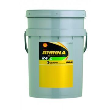 Моторно масло за CHEVROLET и DAEWOO и IVECO и RENAULT TRUCKS и SSANGYONG и TATA RIMULA R4 L 15W40 20L
