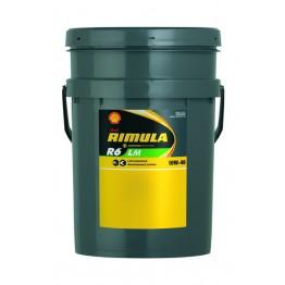 Моторно масло за ISUZU и KIA и MERCEDES-BENZ и NISSAN и TOYOTA RIMULA R6 LM 10W40 20L