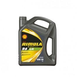 Моторно масло за ISUZU и KIA и MERCEDES-BENZ и NISSAN и TOYOTA RIMULA R6 LM 10W40 4L