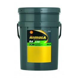 Моторно масло за MERCEDES-BENZ RIMULA R6 LME 5W30 20L