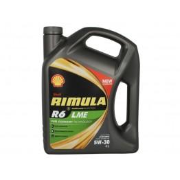 Моторно масло за MERCEDES-BENZ RIMULA R6 LME 5W30 4L