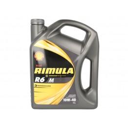 Моторно масло за ISUZU и KIA и MERCEDES-BENZ и NISSAN и TOYOTA RIMULA R6 M 10W40 4L